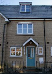 Thumbnail 4 bedroom town house to rent in Jeavons Lane, Great Cambourne, Cambridge