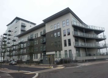 Thumbnail 2 bed flat to rent in Darbyshire House, Clovelly Place, Ingress Park, Greenhithe