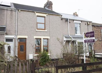 Thumbnail 2 bedroom terraced house for sale in Park Terrace, Willington, County Durham