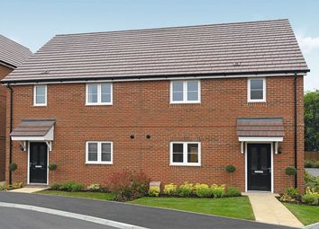 "Thumbnail 3 bedroom semi-detached house for sale in ""The Beech"" at Brimblecombe Close, Wokingham"