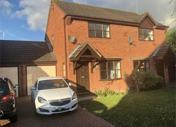 Thumbnail 2 bed semi-detached house for sale in Woodlands Rise, Draycott-In-The-Clay, Ashbourne, Staffordshire