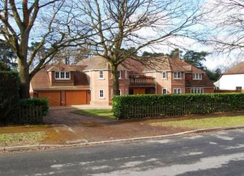 Thumbnail 5 bed detached house to rent in Kingsley Avenue, Camberley