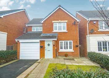 Manor Court, Newbiggin-By-The-Sea NE64. 3 bed detached house for sale