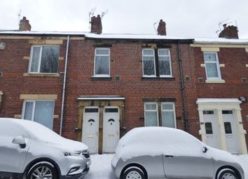 Thumbnail 4 bed flat for sale in Brinkburn Street, Wallsend