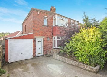 Thumbnail 3 bed semi-detached house for sale in Park Lane, Keighley