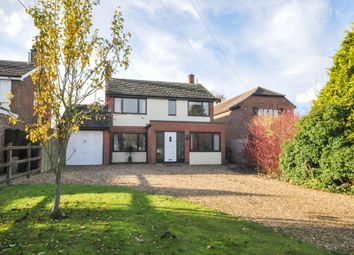 Thumbnail 4 bed detached house for sale in High Street, Chrishall, Royston