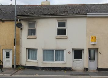 Thumbnail 3 bed terraced house for sale in East Street, Newton Abbot
