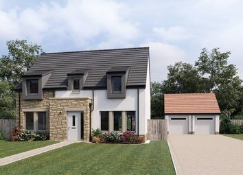 "Thumbnail 4 bedroom detached house for sale in ""The Campbell"" at Muirfield, Gullane"