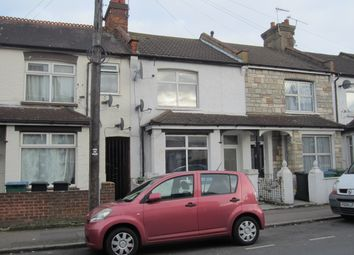 Thumbnail 3 bed terraced house to rent in Harwoods Road, Watford