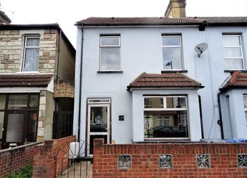 Thumbnail 2 bed end terrace house to rent in Trinity Road, Southall