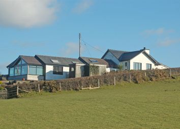 Thumbnail 4 bed detached bungalow for sale in Llanfarian, Aberystwyth