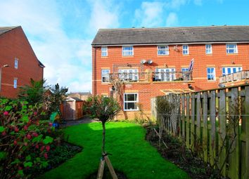 Thumbnail 3 bed town house for sale in Weavers Green, Northallerton