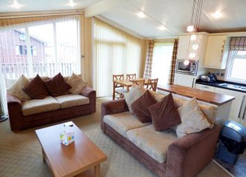 Thumbnail 2 bed lodge for sale in Manor Lodge, 35 Gressingham, South Lakeland Leisure Village, Borwick Road, Carnforth