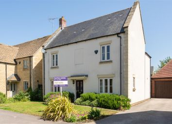 Thumbnail 4 bed detached house for sale in Beceshore Close, Moreton In Marsh, Glouctestershire