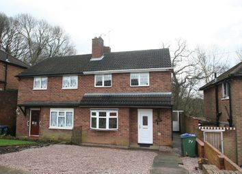 Thumbnail 2 bed semi-detached house for sale in Timbertree Crescent, Cradley Heath