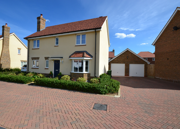 Thumbnail 4 bed detached house for sale in Regatta Way, Maldon