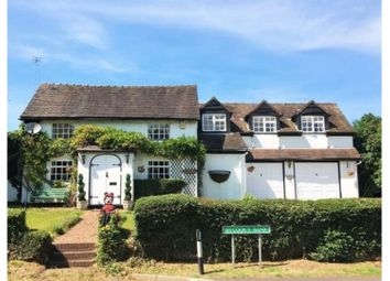 Thumbnail 4 bed detached house for sale in Cooks Bank, Stafford