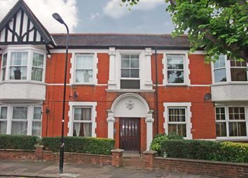 Thumbnail 3 bedroom flat to rent in Northcote Avenue, London