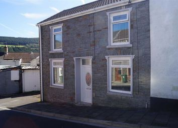 Thumbnail 2 bedroom end terrace house for sale in Stream Street, Mountain Ash