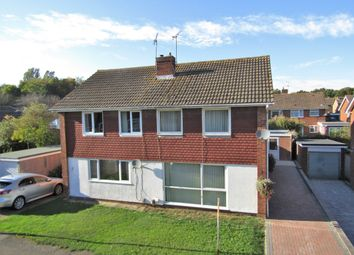 Thumbnail 3 bed semi-detached house for sale in Chiltern End, Ashford