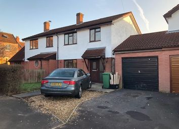 Thumbnail 3 bedroom semi-detached house to rent in Bignal Rand Close, Wells