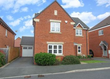 Thumbnail 3 bed detached house for sale in Lockwood Road, Barrow Upon Soar, Loughborough