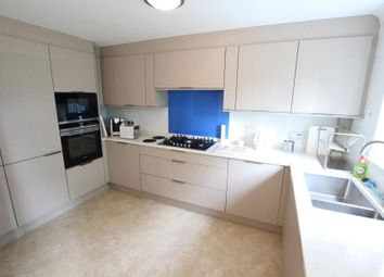 Thumbnail 1 bed flat to rent in St. Andrews Gate, Heathside Road, Woking