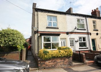 Thumbnail 3 bed end terrace house for sale in Arbour Street, Talke Pits, Stoke-On-Trent