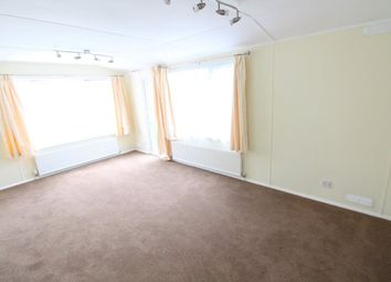 2 bed bungalow to rent in Westbourne Mobile Home Park, Nursery Road, Luton LU3