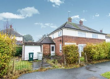 Thumbnail 3 bed semi-detached house for sale in Church Road North, Skegness