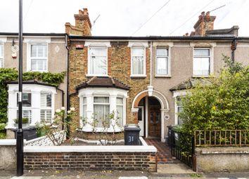 Thumbnail 2 bed terraced house for sale in Salehurst Road, London