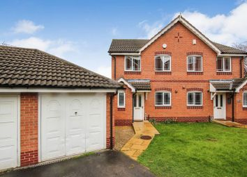 Thumbnail 3 bed semi-detached house for sale in Bramble Close, South Normanton, Alfreton