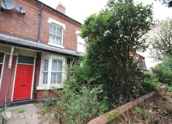 Thumbnail 3 bed terraced house for sale in Queens Avenue, Factory Road, Hockley, Birmingham