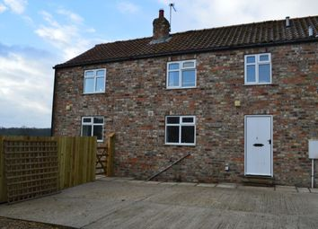 Thumbnail 2 bed semi-detached house to rent in Langwith Lane, Heslington, York