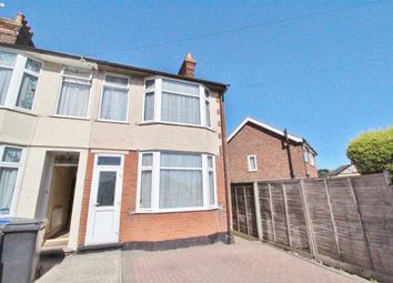 Thumbnail 3 bed end terrace house for sale in Westbourne Road, Ipswich