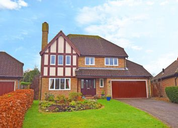 Thumbnail 4 bed detached house for sale in The Orchard, Nutley