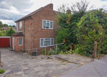 Thumbnail 2 bed end terrace house for sale in Gascoigne Road, Croydon