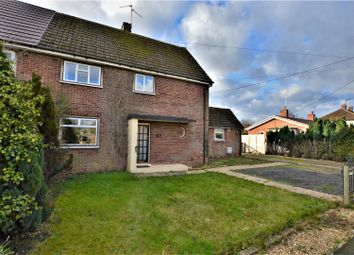 Thumbnail 3 bed semi-detached house for sale in West Road, Tallington, Stamford