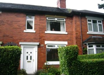 Thumbnail 2 bed town house to rent in Claytonwood Road, Trent Vale, Stoke-On-Trent