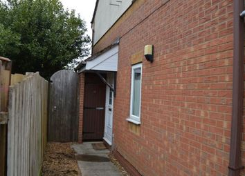 Thumbnail 1 bed property to rent in Twyford Close, Little Billing, Northampton