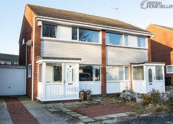 3 bed semi-detached house for sale in Chichester Close, Newcastle Upon Tyne, Tyne And Wear NE3