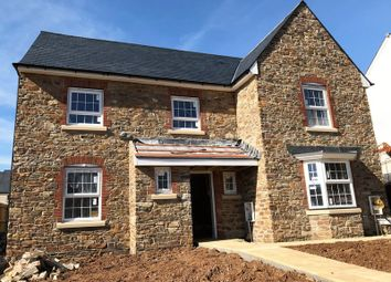 Thumbnail 5 bed detached house for sale in Brixton, Plymouth