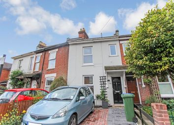 Thumbnail 2 bedroom terraced house for sale in Firgrove Road, Southampton