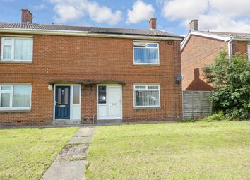 Thumbnail 2 bed terraced house for sale in Debdon Road, Ashington