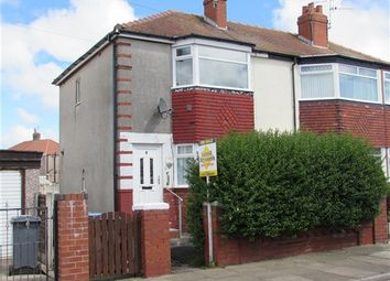 Thumbnail 2 bedroom property for sale in Valeway Avenue, Thornton Cleveleys