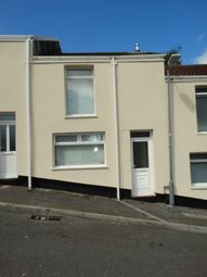 Thumbnail 2 bed terraced house to rent in Peter Terrace, Swansea