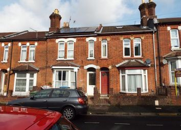 Thumbnail 2 bedroom terraced house for sale in Cromwell Road, Shirley, Southampton