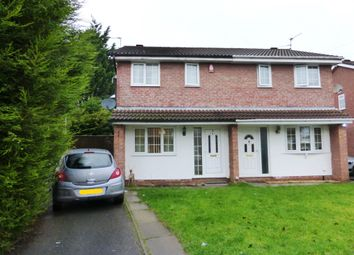 Thumbnail 3 bedroom town house for sale in Glenrise Close, St. Mellons, Cardiff