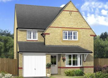 """Thumbnail 4 bed detached house for sale in """"Guisborough"""" at Morgan Drive, Whitworth, Spennymoor"""