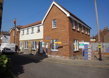 Thumbnail 2 bedroom end terrace house for sale in Rome Road, New Romney